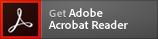Adobe Acrobat Readerのアイコンです。