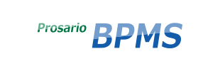 Prosario BPMSのロゴです。