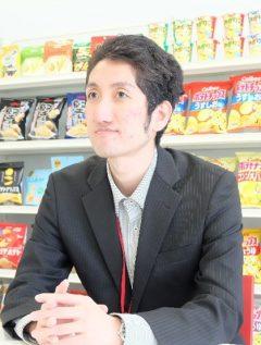 カルビー株式会社 青木 健太 氏